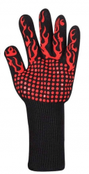 Luva Alta Temperatura 500ºC - Churrasco - BBQ Gloves